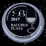 Medalla Plata Bachus Internacional 2017