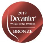 Medalla Bronce Decanter World Wine Awards