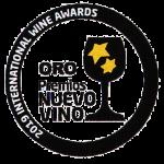 Medalla Oro Premios Nuevo Vino 2019
